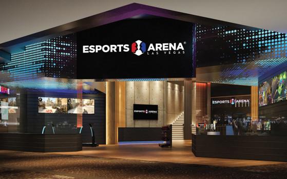 Le tout nouveau lieu dédié à l'esport de Las Vegas. - Fortnite : Battle royale