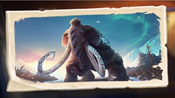 Hearthstone : event Année Mammouth, boosters