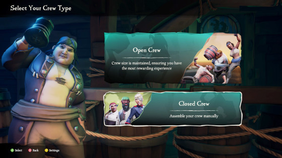 Sea of Thieves : mise à jour, patch note