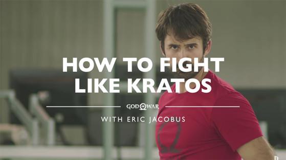 God of War Making-of : Battez-vous comme Kratos