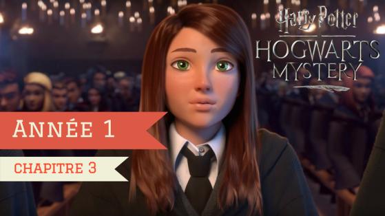 Harry Potter Hogwarts Mystery Soluce Annee 1 Chapitre 3