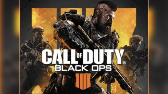 Call of Duty Black Ops 4 : la jaquette fuite