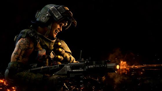 Black Ops 4 : spécialiste Battery