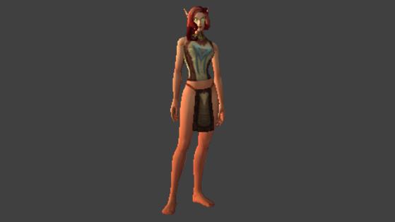 Apparence  du Tabard des Volduni - World of Warcraft