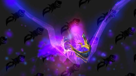 WoW BFA Monture: Phenix spectral (Spectral Phoenix)