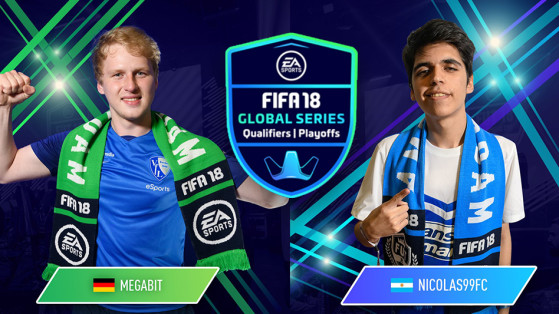 FIFA eWorld Cup : playoffs Global Series, Amsterdam 2018