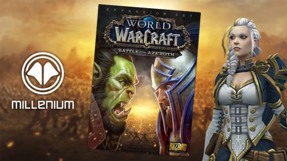 Concours Millenium : gagnez une clef bêta pour Battle for Azeroth