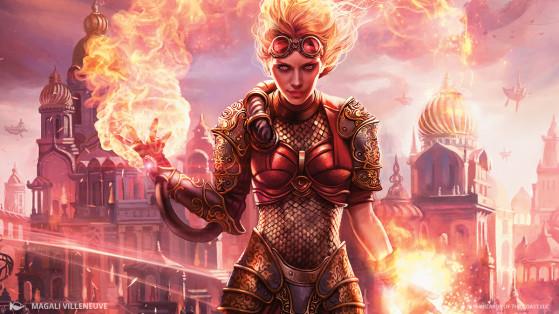 Magic Arena: Top 5 des cartes Rouges Kaladesh/Révolte