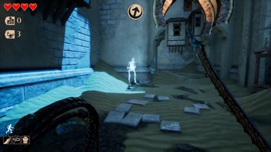 ...où les fantômes vous narreront leur histoire. - Millenium