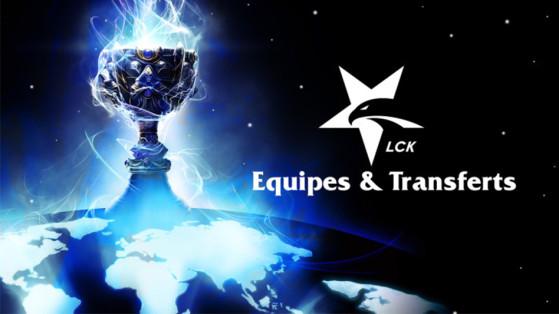 LCK Summer Split 2018 : Equipes & Transferts