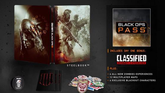 Black Ops 4 : éditions collectors
