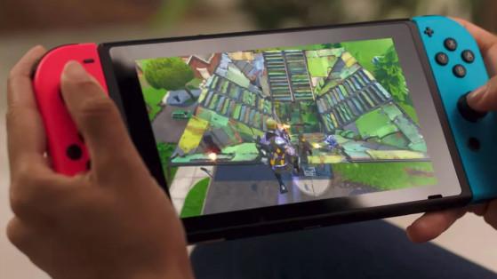 Fortnite : 2 millions de téléchargements sur Switch en 24 heures