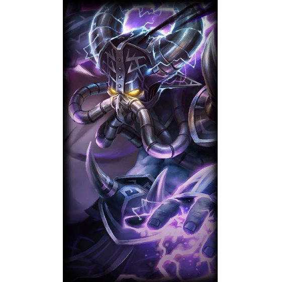 Kassadin : 395 RP - League of Legends