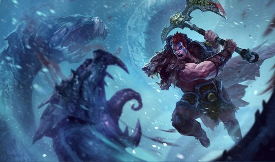 Darius roi du Nord : 487 RP - League of Legends