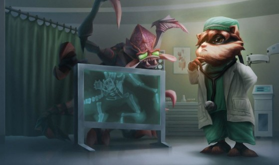 Docteur Kennen : ¨487 RP - League of Legends