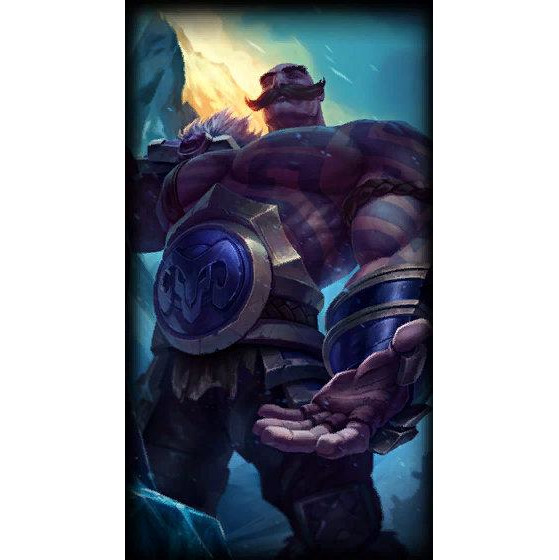 Braum : 487 RP - League of Legends