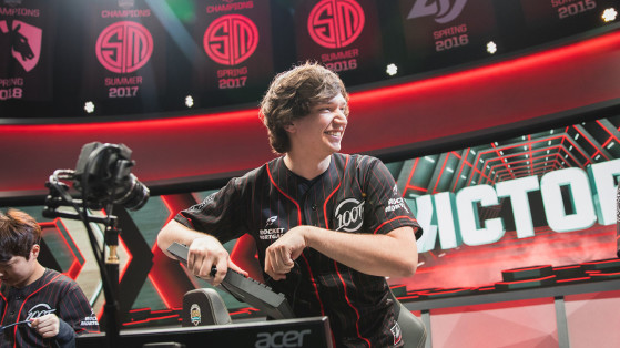 LCS NA : 100 Thieves échange Meteos à FlyQuest contre AnDa