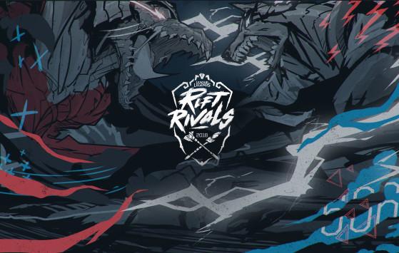 LoL, Rift Rivals : histoire d'une rivalité