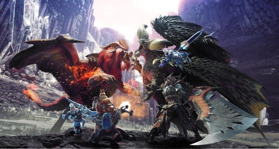 Monster Hunter World : Date sortie PC, Steam, Configuration requise, Prix