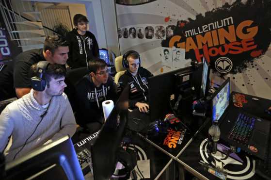 La Gaming House de Marseille... - Millenium