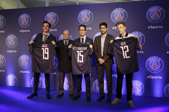 Le PSG a ouvert sa section eSports fin 2016. - Millenium