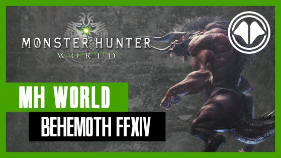 Monster Hunter World : Guide Béhémoth, Final Fantasy