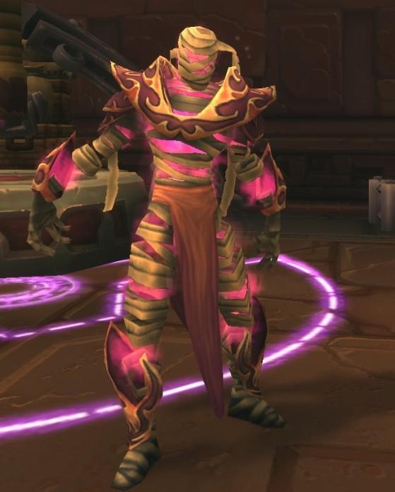 Nuadra le Façonneur - World of Warcraft