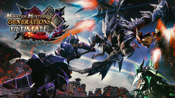 Monster Hunter Generations Ultimate: Test (Nintendo Switch)