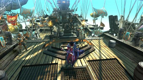 À moins que vous ayez faits plein de vieux Monster Hunter, pour vous le jeu regorgera de nouveaux lieux et monstres. - Millenium