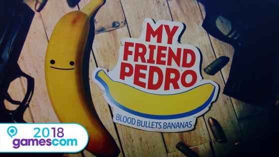 Gamescom 2018 My Friend Pedro : Preview, aperçu