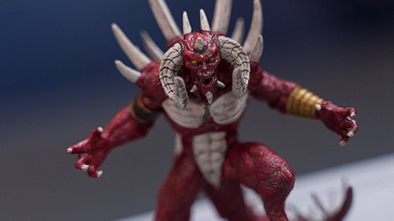 BlizzCon 2018 : Figurine Diablo, Goody Bag