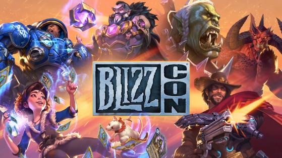 BlizzCon 2018 : Contenu du Sac de bienvenue, le Goody Bag