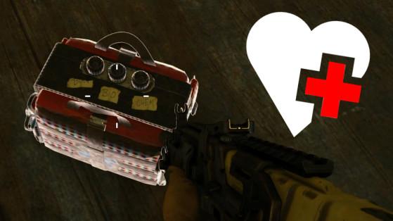 Black Ops 4 : soins Blackout