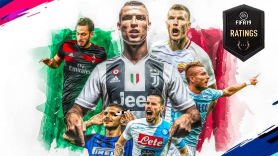 FIFA 19 : Serie A, les meilleurs joueurs sur FUT