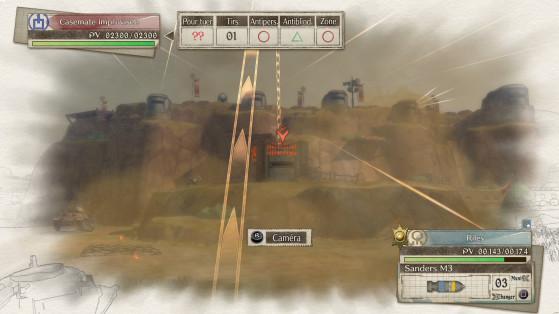Au début simples, les tirs de mortier deviennent compliqués lorsqu'il y a des plafonds. - Millenium