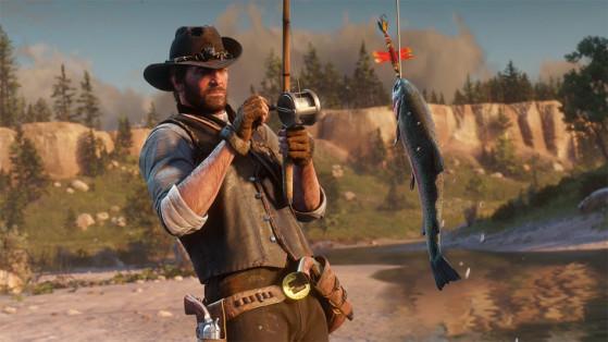 Guide Red Dead Redemption 2 : La pêche