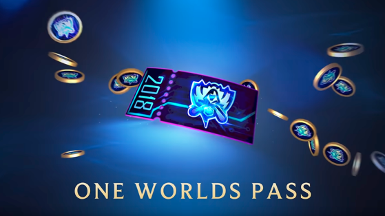 LoL Worlds Event : les missions