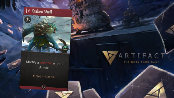 Artifact : Kraken Shell