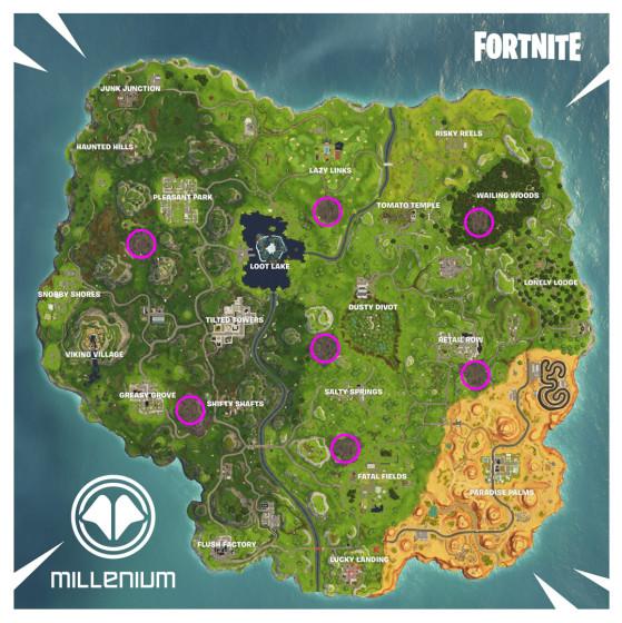 Fortnite : Battle royale