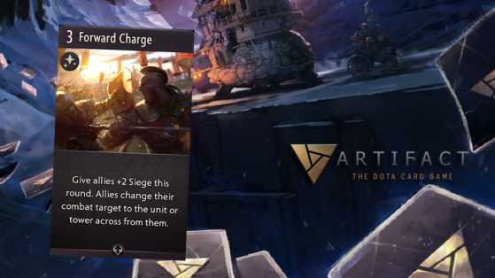 Artifact : Forward Charge