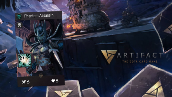 Artifact : Phantom Assassin