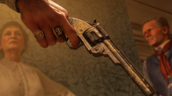 Guide Red Dead Redemption 2 : Personnalisation