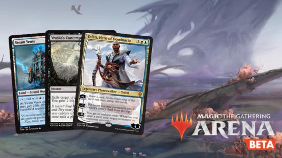 Magic Arena : top des cartes à crafter Standard