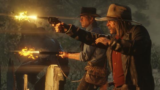 Guide Red Dead Redemption 2 : Débloquer les Défis, challenge, liste