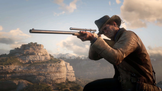 Guide Red Dead Redemption 2 : Visée automatique, auto-aim, ciblage, tir