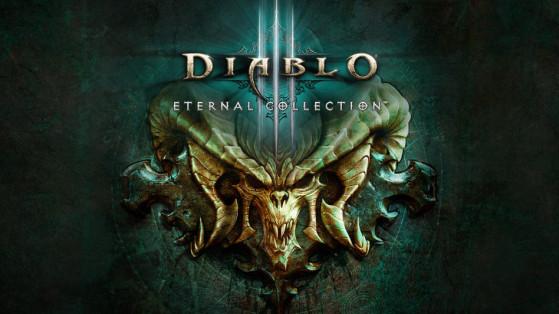 Concours Diablo 3 : Gagnez un Pack Nintendo Switch Diablo III & 5 pochettes