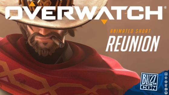 BlizzCon 2018 Overwatch : cinématique McCree, Réunion