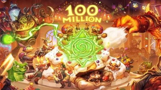 Hearthstone : rétrospective 100 millions de joueurs