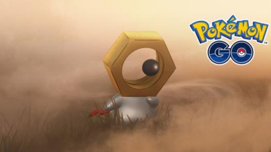 Pokemon GO : Meltan, quete, comment l'obtenir