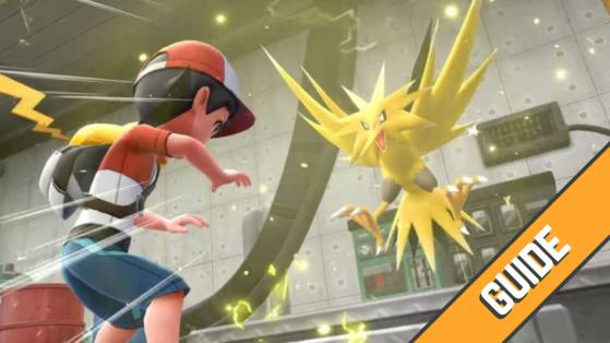 Pokemon Let's GO : Comment battre Electhor et le capturer